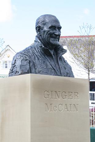 Ginger McCain