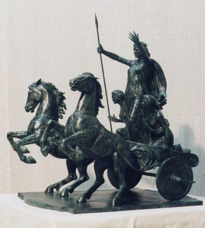 Boudicea sculpture